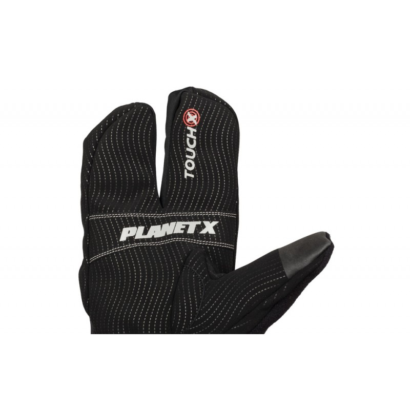 planet x 365 waterproof crab hand winter gloves small gritstone