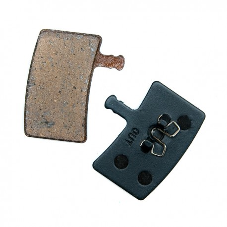 Fat Spanner FS-Hardware Disc Brake Pads - Hayes Stoker Trail