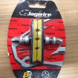 Jagwire Comp Mountain Plus Brake Blocks/Pads Yellow