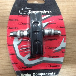 Jagwire V-Brake Brake Blocks/Pads Black