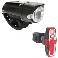 Nite Rider Swift + Sabre Front and Rear lLight Set