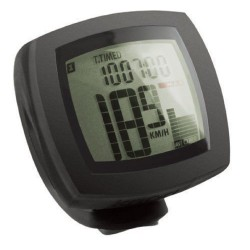 Knog NERD 12 Function Cycling Wireless Computer Black