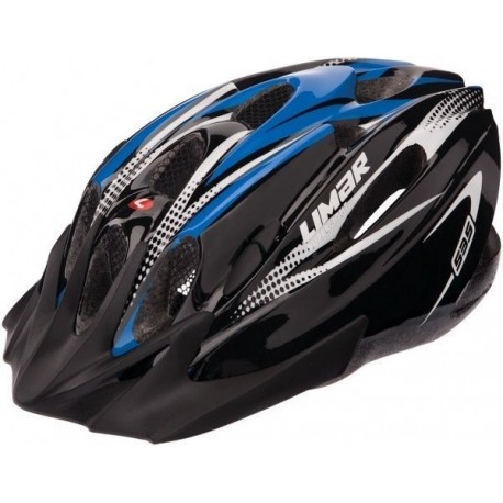 Limar Superflight 535 Helmet 52-57cm - Black/Blue