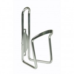 Halfords Alloy Water Bottle Cage - Silver