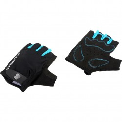 Boardman Ladies Cycle Mitts Black and Blue (XL)