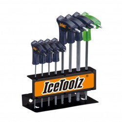 IceToolz 7M85 TwinHead Wrench Set