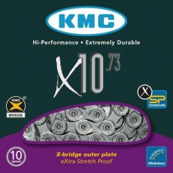 KMC X10.73 10 Speed Cycle Chain Boxed