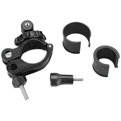Garmin VIRB + Elite Bike Large Tube Camera Mount Bracket