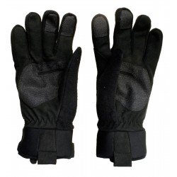 BikeHut All Weather Cycling Gloves Extra Large Black
