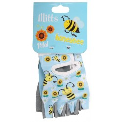 Halfords Apollo HoneyBee Kids Mitts age 3 to 6 years
