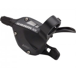 SRAM X5 Trigger Shifter Left 3 Speed Front