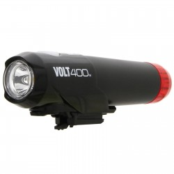 Cat Eye Volt 400 Duplex Front Rear Helmet Light