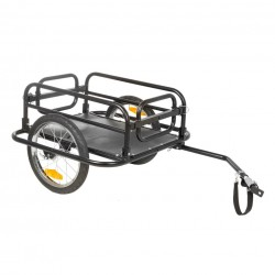 M-Wave Folding Luggage Bike Trailer