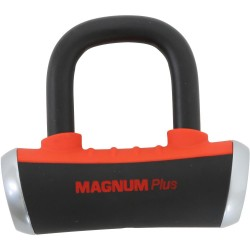 Magnum Plus Atlas Diecast Alarm Disc Lock 6mm Pin