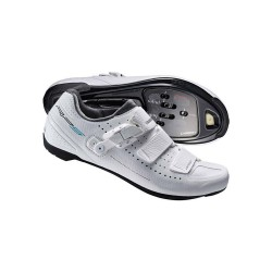 Shimano RP5 SPD-SL Womens Road Shoes Size 42 White