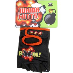 Gamer Junior Kids Child Bike Mitts