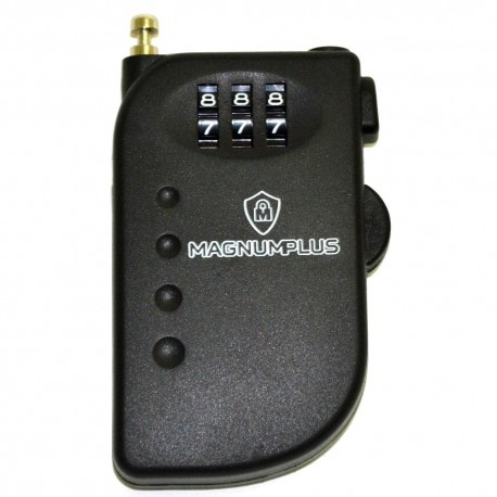Magnum Plus MagRetract Combo Lock, 90cmx2mm