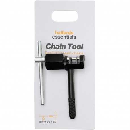 Halfords Bicycle Chain Rivet Extractor Tool universal