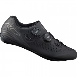 Shimano RC7 SPD Road Cycling Shoes Size 45 Black