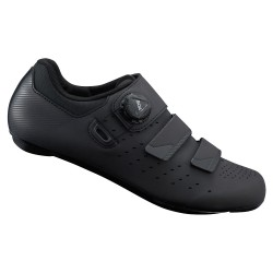 Shimano RP4 SPD Road Cycling Shoes Size 44 Black