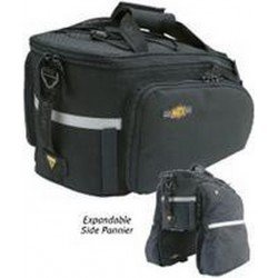 Topeak MTX Trunk Bag EX with Side Panniers fits Quick Track Racks