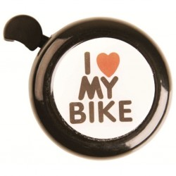Adie I Love My Bike Bicycle Bell