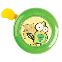 Adie Fun + Funky Bicycle Bell - Green