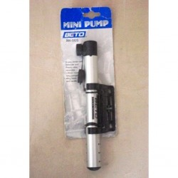 Beto 2 Way Alloy Mini Pump
