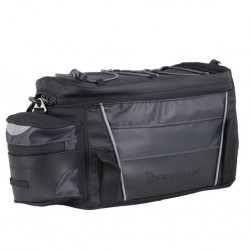 Outeredge Impulse Rack Bag - Black/Grey Medium 360x130x165mm