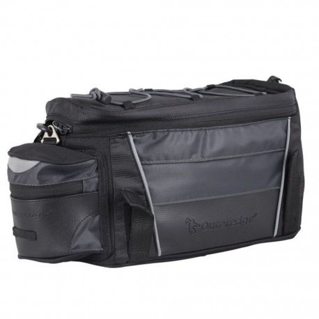 Outeredge Impulse Rack Bag - Black/Grey 300x150x190mm