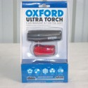 Oxford Ultra Torch 5 Led Front + 7 Led Rear MTB Road Bicycle Light Set