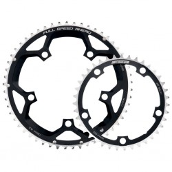 FSA Pro Road Chainring Black 130x48T WA143