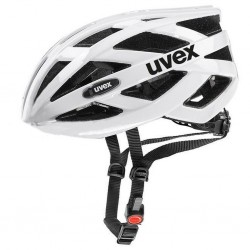 Uvex I-VO Race White Bicycle Helmet 52 to 57cm