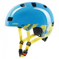 UVEX Kid 3 Blackout Size 51-55cm Colour Blue