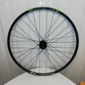 Voodoo Alex Rims 29in Front Disc Only Wheel Bolt Through Axle