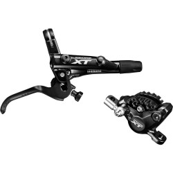 Shimano Deore XT BL-M8000-R Front/Right Hydraulic Brake Kit Black I-spec-II