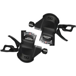 Shimano Deore SL-M610 2/3x10 Speed Rapidfire Gear Shifter Pods