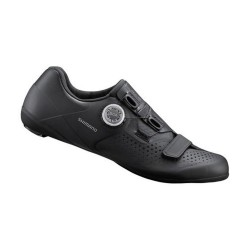 Shimano RC5 SPD-SL Road Cycling Shoes Size 41 Black SH-RC500