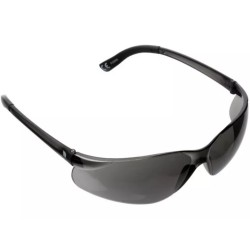 Ridge Smoked Lens Sunglasses - Black