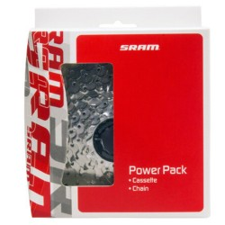 SRAM PowerPack PG-950 cassette/PC-951 chain 9 speed 11-28T