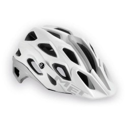 Met Lupo HES Cycle Helmet White Large 59-62cm