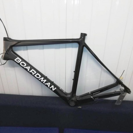 Boardman Road Elite SLR 9.8 Endurance Frameset 700c 53cm Black/Platinum
