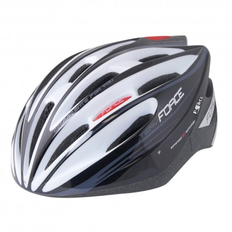 Force Tery Helmet L-XL 58-61cm White Black Red