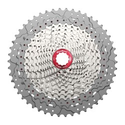 Sunrace CSZM90 12 Speed Cassette 11-50T Metallic Silver