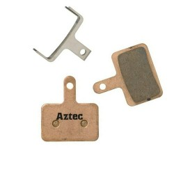 Aztec Sintered Disc Brake Pads for Shimano Deore M515/M475/C501/C601/M252