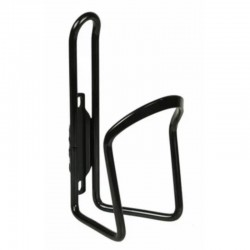 Halfords Alloy Water Bottle Cage Black