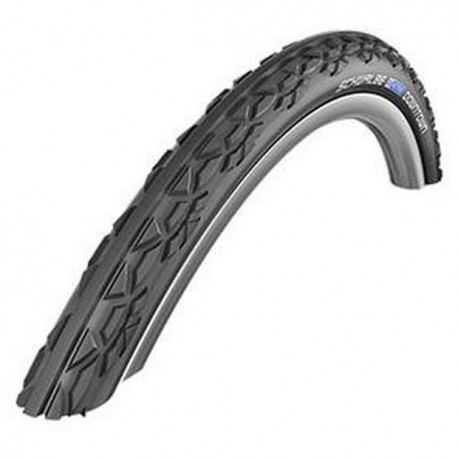 Schwalbe Downtown 24 x 1 inch Puncture Protection Wheelchair Tyre Black