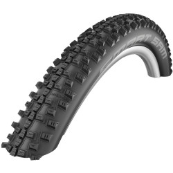 Schwalbe Smart Sam Addix Performance Line 700 X 35C 37-622 Tyre Black