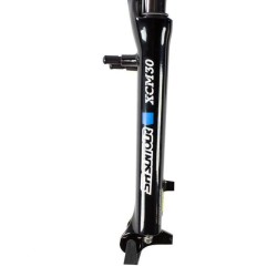 SR Suntour XCM 30 DS Coil MTB 26in Suspension Forks 100mm Post Mount