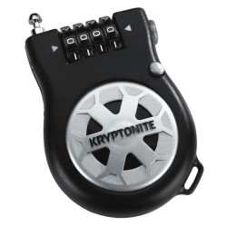 Kryptonite R2 Retractable Combination Cable Lock 36cm x 2.4mm